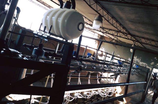 Instalamos Ordeñadora Rodeg Milenium 10 bajadas, con Brazos de Posicionamiento M-18 en Morteros (Córdoba)