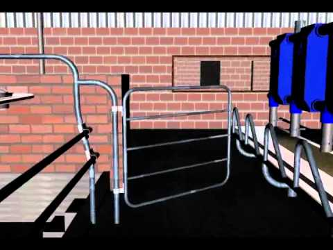 Sala de Ordeño 3D