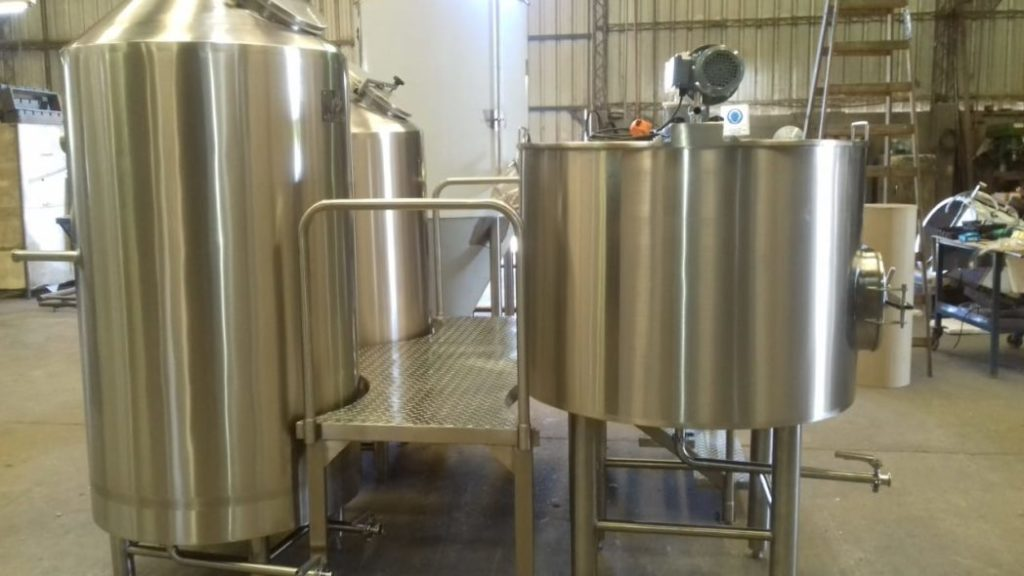 Equipo para Fabricar Cerveza