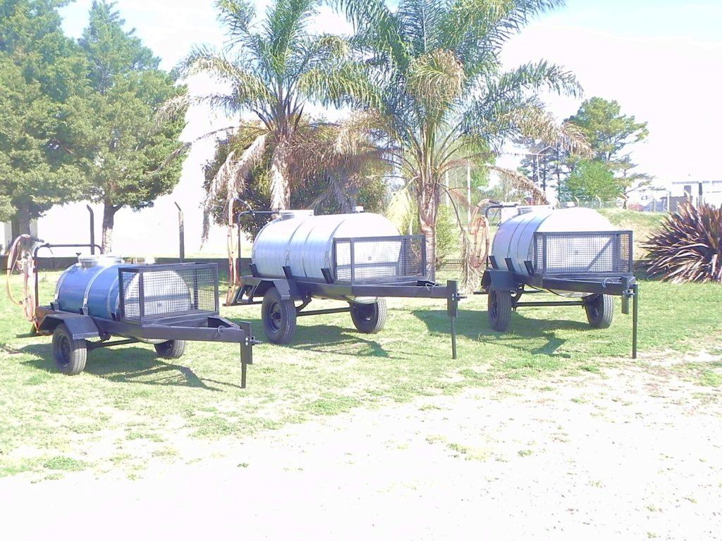 Carros Transportadores de Leche para Terneros
