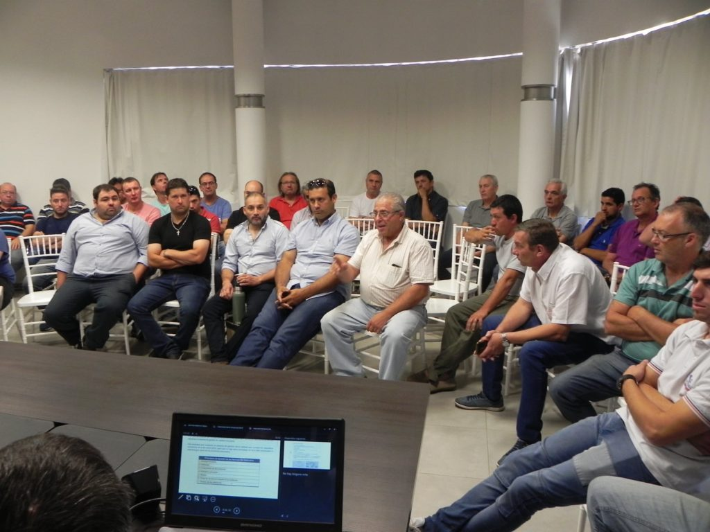 Se celebró el encuentro anual de representantes